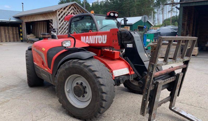 Manitou Mlt 735 full
